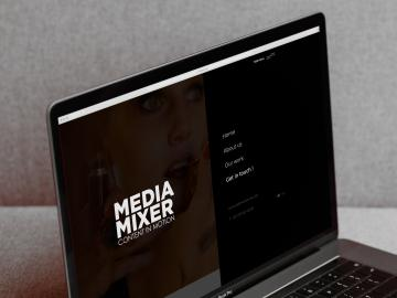 Mediamixer - Website