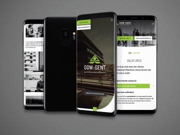 GDW-Gent - Website